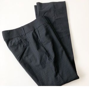 Ann Taylor pin stripe dress pants Tall
